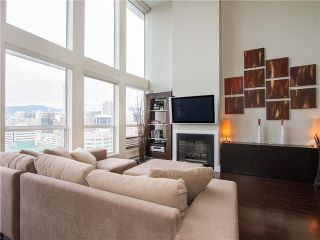 """Photo 2: PH3 933 SEYMOUR Street in Vancouver: Downtown VW Condo for sale in """"THE SPOT"""" (Vancouver West)  : MLS®# V1094972"""