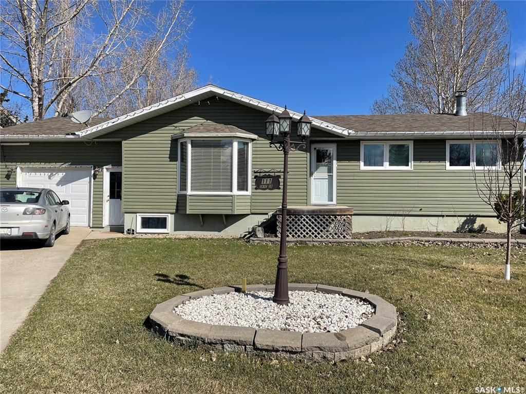 Main Photo: 111 Skye Drive in Colonsay: Residential for sale : MLS®# SK850952