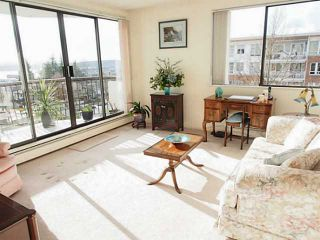 """Photo 3: 404 701 W VICTORIA Park in North Vancouver: Central Lonsdale Condo for sale in """"PARK AVENUE PLACE"""" : MLS®# V1036074"""