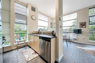 """Photo 10: 409 2768 CRANBERRY Drive in Vancouver: Kitsilano Condo for sale in """"ZYDECO"""" (Vancouver West)  : MLS®# R2579454"""