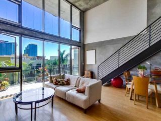Photo 2: DOWNTOWN Condo for sale : 1 bedrooms : 1780 Kettner Boulevard #502 in San Diego