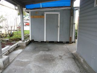 Photo 12: 14 201 CAYER STREET in Coquitlam: Maillardville Manufactured Home for sale : MLS®# R2033187