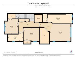 Photo 49: 2528 20 Street SW in Calgary: Richmond Semi Detached for sale : MLS®# A1154096