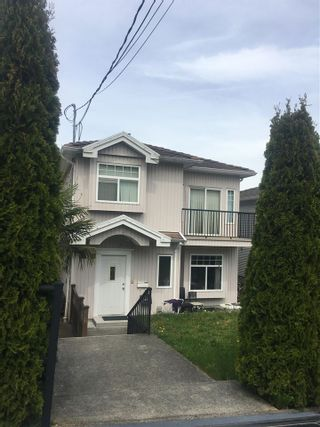 Photo 1: 5687 SPROTT Street in Burnaby: Central BN 1/2 Duplex for sale (Burnaby North)  : MLS®# R2573434