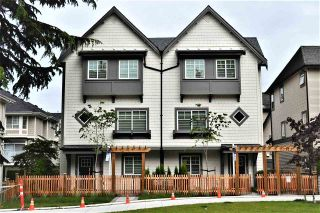 Photo 1: 104 7777 Turnill Street in richmond: McLennan North Townhouse for sale (Richmond)  : MLS®# R2502204