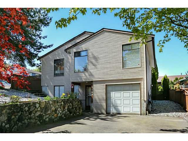 "Main Photo: 1108 HANSARD Crescent in Coquitlam: Ranch Park House for sale in ""RANCH PARK"" : MLS®# V1004815"