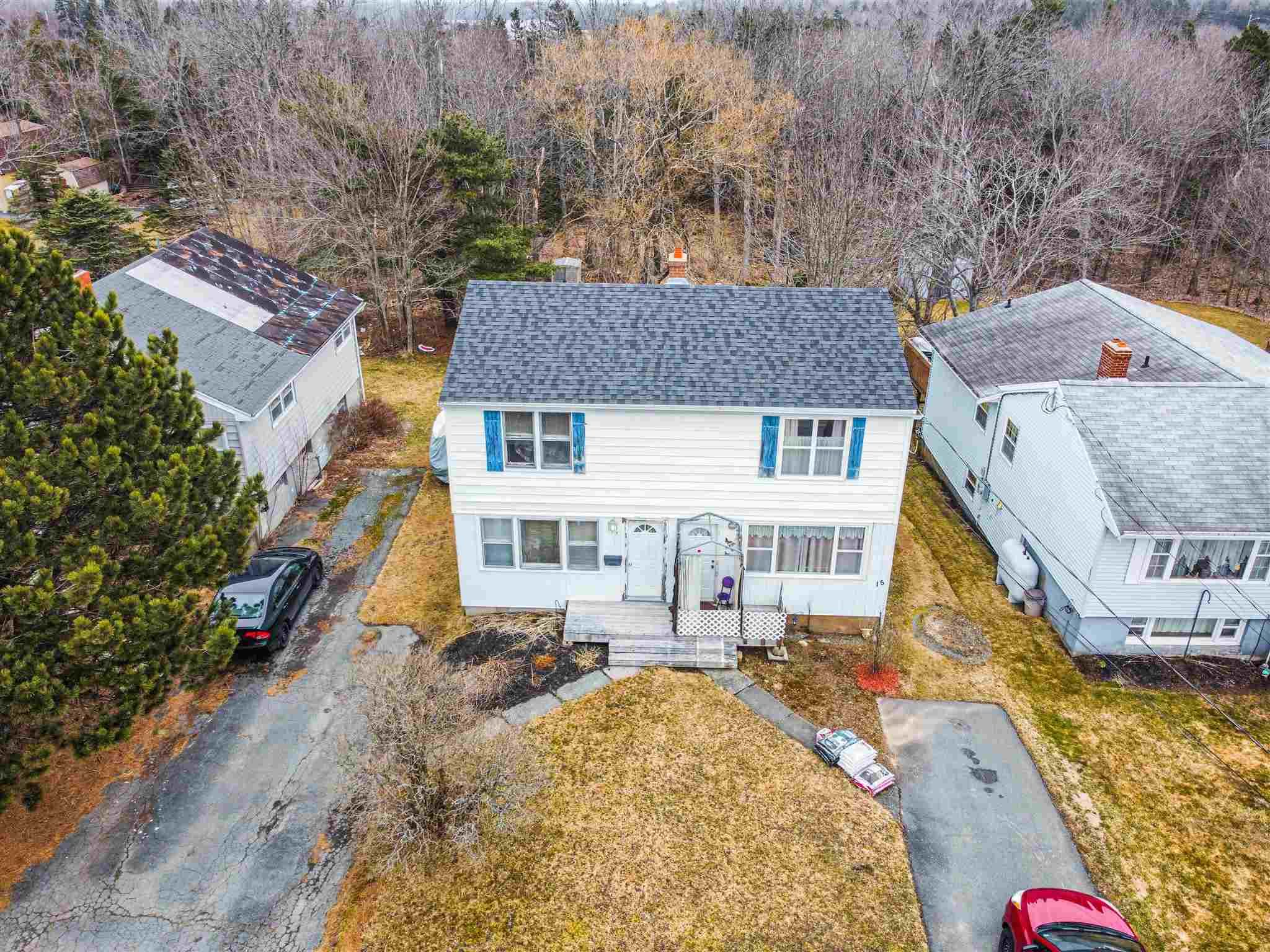 Main Photo: 15 & 17 Fader Street in Dartmouth: 17-Woodlawn, Portland Estates, Nantucket Multi-Family for sale (Halifax-Dartmouth)  : MLS®# 202106822