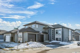 Photo 1: 322 Olson Lane West in Saskatoon: Rosewood Residential for sale : MLS®# SK845362