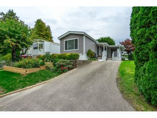 """Main Photo: 31 2035 MARTENS Street in Abbotsford: Abbotsford West Manufactured Home for sale in """"Maplewood Estates"""" : MLS®# R2624613"""