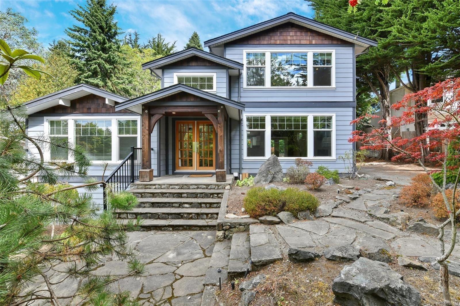 Main Photo: 1620 Michelle Pl in : SE Gordon Head House for sale (Saanich East)  : MLS®# 886174