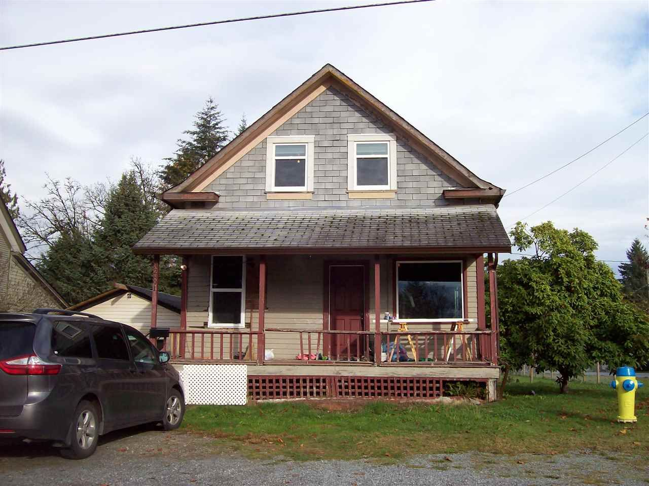 Main Photo: 32891 5TH AVENUE in Mission: Mission BC House for sale : MLS®# R2121909