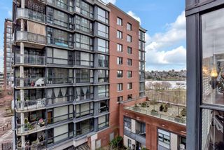 "Photo 2: 6F 199 DRAKE Street in Vancouver: Yaletown Condo for sale in ""CONCORDIA 1"" (Vancouver West)  : MLS®# R2573262"