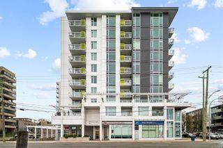 Photo 1: 805 1090 Johnson St in Victoria: Vi Downtown Condo for sale : MLS®# 878694