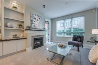 """Photo 7: 101 1111 E 27TH Street in North Vancouver: Lynn Valley Condo for sale in """"Branches"""" : MLS®# R2515852"""