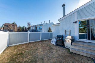 Photo 24: 10418 28A Avenue in Edmonton: Zone 16 Townhouse for sale : MLS®# E4239227