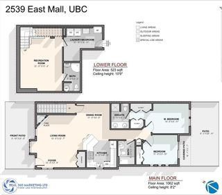 """Photo 19: 2539 EAST Mall in Vancouver: University VW Townhouse for sale in """"LOGAN LANE"""" (Vancouver West)  : MLS®# R2447292"""