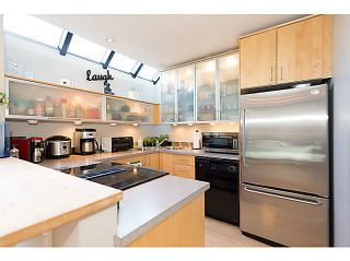 """Photo 6: 954 W 7TH Avenue in Vancouver: Fairview VW Townhouse for sale in """"Era"""" (Vancouver West)  : MLS®# V1003005"""