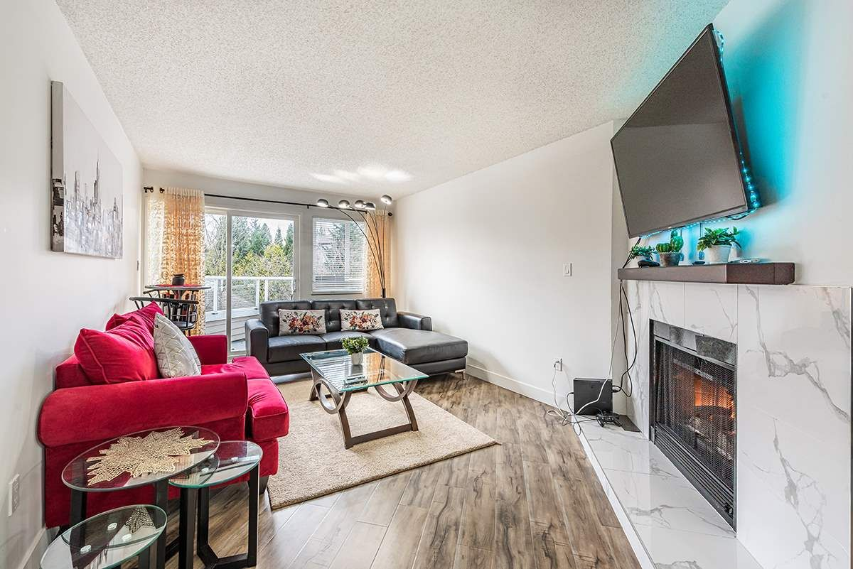 """Photo 10: Photos: 307 1155 ROSS Road in North Vancouver: Lynn Valley Condo for sale in """"THE WAVERLEY"""" : MLS®# R2533563"""