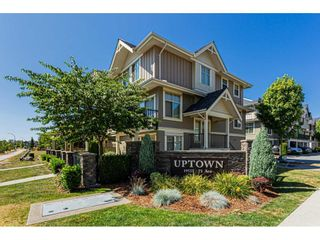 "Photo 1: 66 19525 73 Avenue in Surrey: Clayton Townhouse for sale in """"Uptown"" Clayton Village"" (Cloverdale)  : MLS®# R2483622"