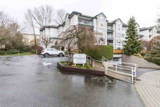 """Photo 1: 402 2963 NELSON Place in Abbotsford: Central Abbotsford Condo for sale in """"BRAMBLEWOODS"""" : MLS®# R2424654"""
