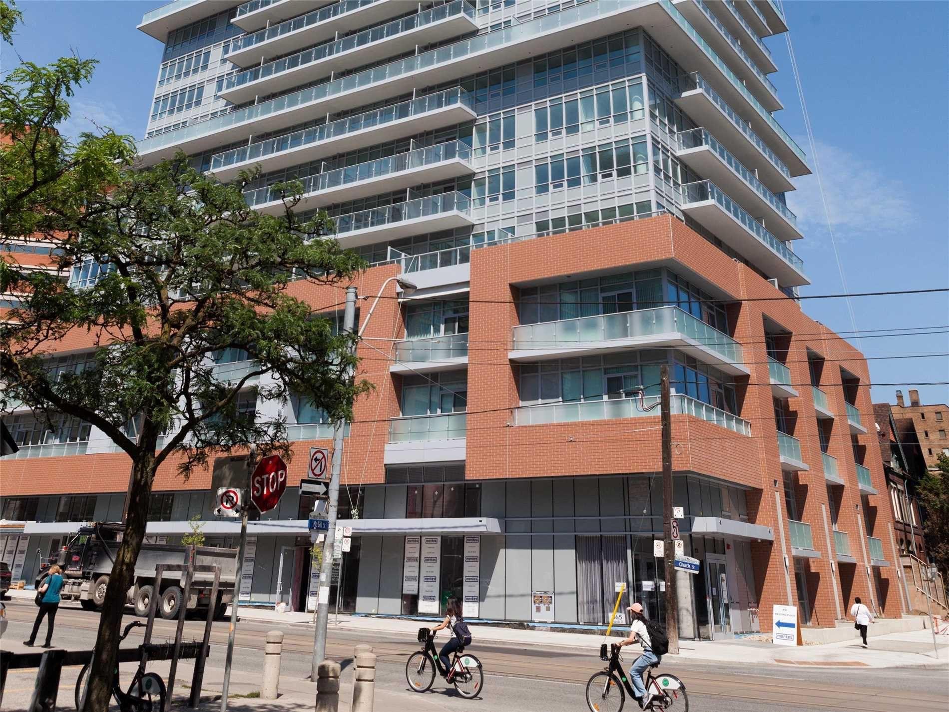 Main Photo: 365 Church St Unit in Toronto: Church-Yonge Corridor Condo for lease (Toronto C08)  : MLS®# C4509697