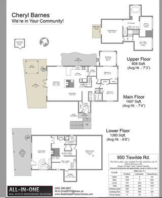 Photo 10: 950 Tiswilde Rd in : Me Kangaroo House for sale (Metchosin)  : MLS®# 884226