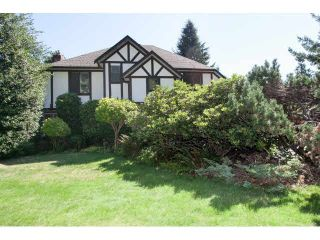 """Photo 1: 2538 148TH Street in Surrey: Sunnyside Park Surrey House for sale in """"Sherbrooke Estates"""" (South Surrey White Rock)  : MLS®# F1448509"""