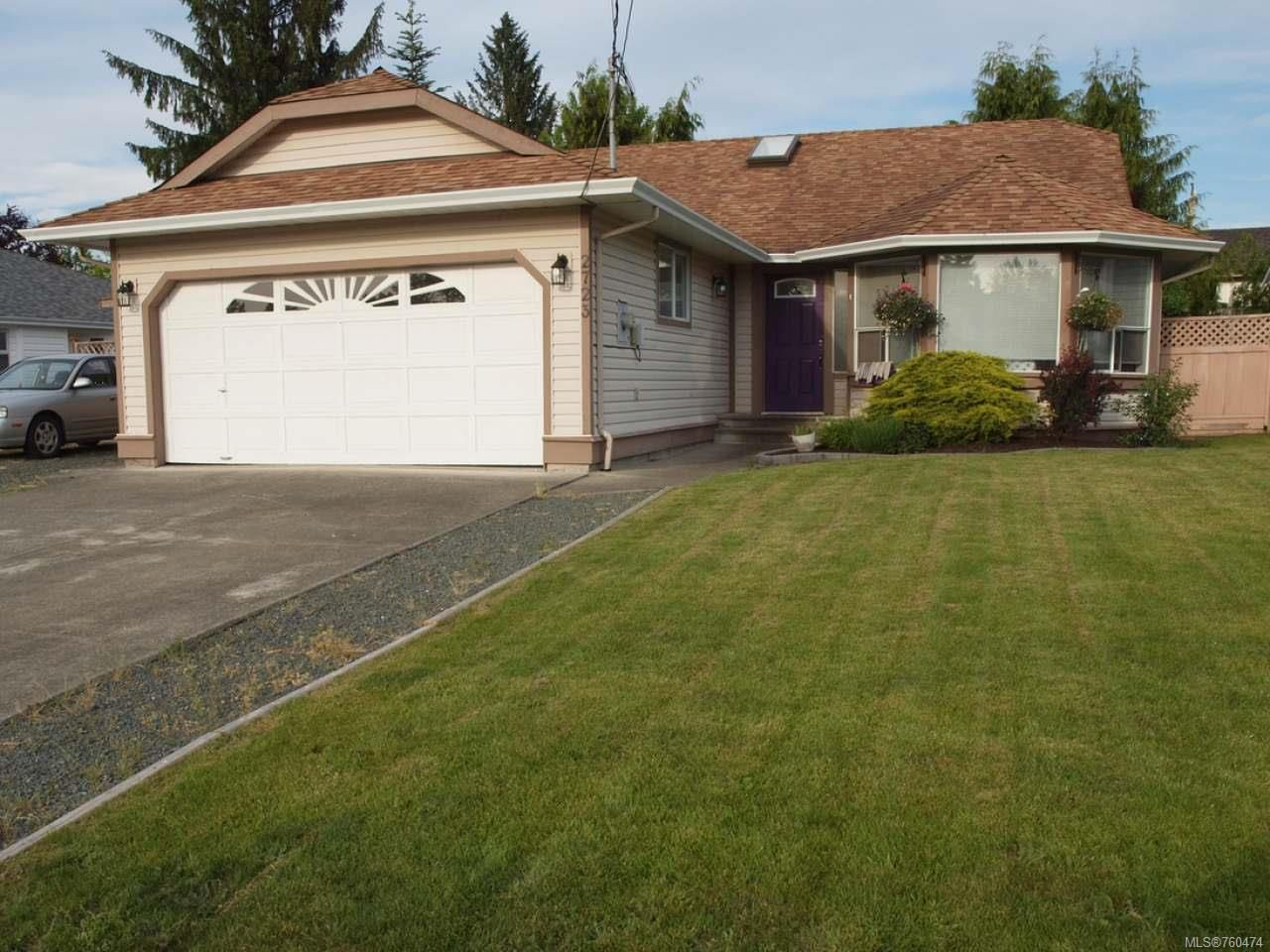 Main Photo: 2723 Fairmile Rd in CAMPBELL RIVER: CR Willow Point House for sale (Campbell River)  : MLS®# 760474
