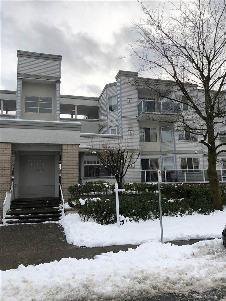 """Main Photo: 201 20240 54A Avenue in Langley: Langley City Condo for sale in """"Arbutus Court"""" : MLS®# R2242277"""
