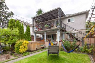 Photo 20: 3562 E GEORGIA STREET in Vancouver: Renfrew VE House for sale (Vancouver East)  : MLS®# R2190288