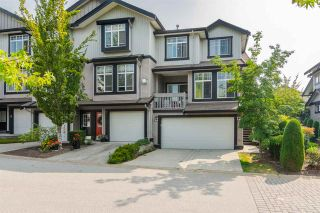 """Photo 1: 6 18828 69 Avenue in Surrey: Clayton Townhouse for sale in """"Starpoint"""" (Cloverdale)  : MLS®# R2298296"""