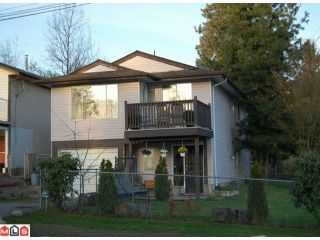 Photo 1: 7306 ALDER Street in Mission: Mission BC House for sale : MLS®# F1111465