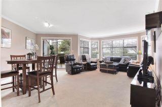 """Photo 2: 203 15080 PROSPECT Avenue: White Rock Condo for sale in """"The Tiffany"""" (South Surrey White Rock)  : MLS®# R2434802"""