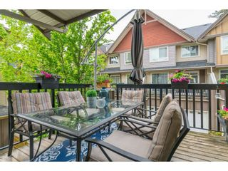 """Photo 16: #101 7088 191 Street in Surrey: Clayton Townhouse for sale in """"Montana"""" (Cloverdale)  : MLS®# R2455841"""