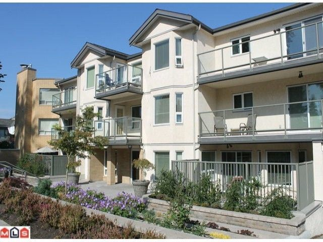 """Main Photo: 202 15255 18TH Avenue in Surrey: King George Corridor Condo for sale in """"The Courtyards"""" (South Surrey White Rock)  : MLS®# F1311662"""