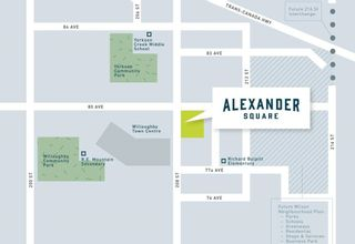 """Photo 1: A106 20834 80 Avenue in Langley: Willoughby Heights Condo for sale in """"Alexander Square"""" : MLS®# R2615546"""