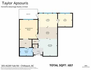 Photo 31: 305 46289 YALE Road in Chilliwack: Chilliwack E Young-Yale Condo for sale : MLS®# R2591698