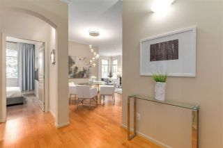 "Photo 2: 311 5605 HAMPTON Place in Vancouver: University VW Condo for sale in ""THE PEMBERLEY"" (Vancouver West)  : MLS®# R2243319"