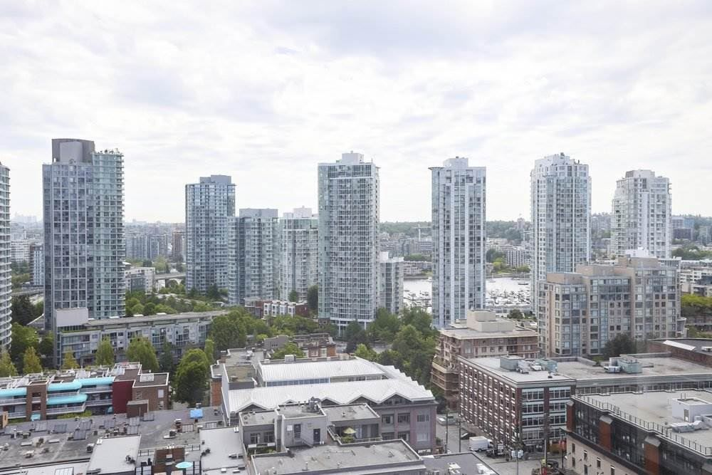 Main Photo: 1803 1055 HOMER STREET in Vancouver: Yaletown Condo for sale (Vancouver West)  : MLS®# R2524753
