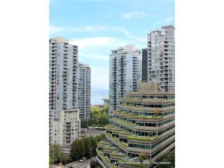 Photo 3: 1705 1328 W PENDER STREET in Vancouver: Coal Harbour Condo for sale (Vancouver West)  : MLS®# V1140766