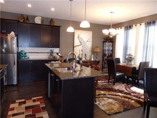 Photo 4: 3802 1001 EIGHTH Street NW in : Airdrie Townhouse for sale : MLS®# C3617688