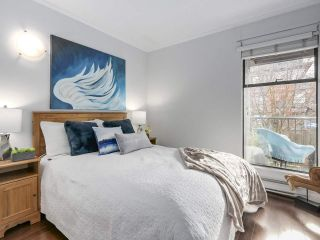 "Photo 9: 307 2120 W 2ND Avenue in Vancouver: Kitsilano Condo for sale in ""ARBUTUS PLACE"" (Vancouver West)  : MLS®# R2240959"