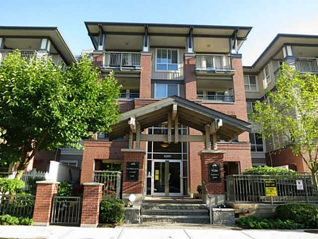 Main Photo: # 316 9200 FERNDALE RD in Richmond: McLennan North Condo for sale : MLS®# V1135729