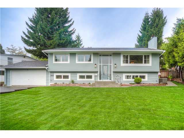 Main Photo: 3060 Lazy A in Coquitlam: Ranch Park House for sale : MLS®# v1119736