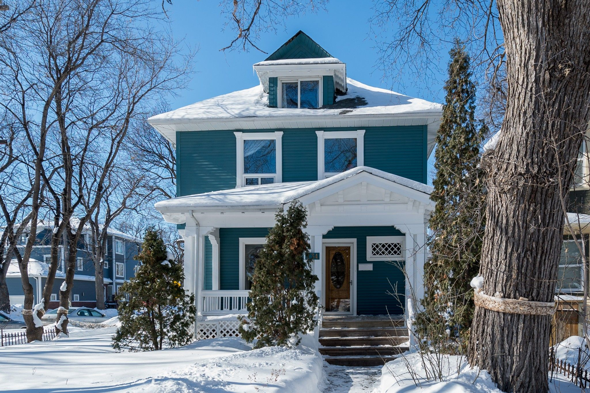 Main Photo: House for Sale in Wolseley Winnipeg