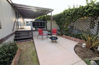 Photo 16: CARLSBAD SOUTH Manufactured Home for sale : 2 bedrooms : 7322 San Bartolo #218 in Carlsbad