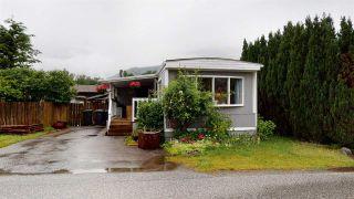 "Photo 3: 10 40157 GOVERNMENT Road in Squamish: Garibaldi Estates Manufactured Home for sale in ""Spiral Trailer Park"" : MLS®# R2593322"