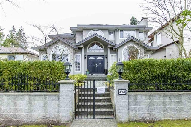 Main Photo: 3561 Mayfair Avenue in Vancouver: House for sale
