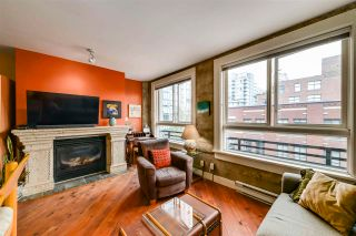 """Photo 3: 406 1216 HOMER Street in Vancouver: Yaletown Condo for sale in """"The Murchies Building"""" (Vancouver West)  : MLS®# R2581366"""