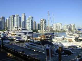 """Photo 22: 1596 ISLAND PARK Walk in Vancouver: False Creek Townhouse for sale in """"THE LAGOONS"""" (Vancouver West)  : MLS®# V922558"""
